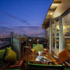 Golden Silk Boutique Hotel балкон