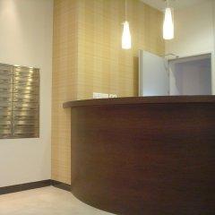 Отель Werset Comfort Польша, Варшава - отзывы, цены и фото номеров - забронировать отель Werset Comfort онлайн интерьер отеля