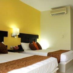 Отель Nautilus Мексика, Плая-дель-Кармен - отзывы, цены и фото номеров - забронировать отель Nautilus онлайн сейф в номере