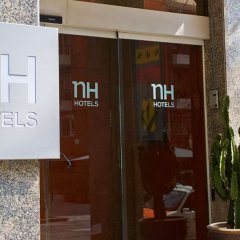 Отель NH Barcelona Les Corts Испания, Барселона - 1 отзыв об отеле, цены и фото номеров - забронировать отель NH Barcelona Les Corts онлайн спортивное сооружение