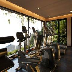 Отель Paresa Resort Пхукет фитнесс-зал
