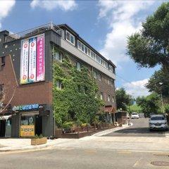 Отель Goodstay Daegwallyeongsanbang Южная Корея, Пхёнчан - отзывы, цены и фото номеров - забронировать отель Goodstay Daegwallyeongsanbang онлайн парковка