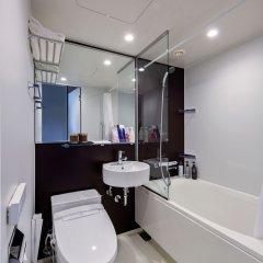 Отель San Ai Kogen Япония, Минамиогуни - отзывы, цены и фото номеров - забронировать отель San Ai Kogen онлайн ванная