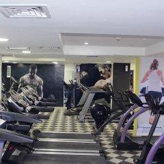 Rest Hills Hotel фитнесс-зал фото 3