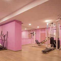 Отель H·TOP Calella Palace & SPA фитнесс-зал фото 2