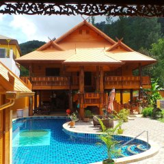 Отель Golden Teak Resort - Baan Sapparot фото 3