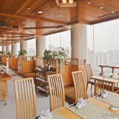 Отель Crowne Plaza Chengdu City Center гостиничный бар