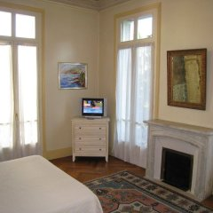 Отель Appart 'hôtel Villa Léonie Франция, Ницца - отзывы, цены и фото номеров - забронировать отель Appart 'hôtel Villa Léonie онлайн комната для гостей