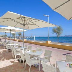 Hotel JS Miramar пляж