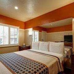 Отель Geneva Motel США, Инглвуд - отзывы, цены и фото номеров - забронировать отель Geneva Motel онлайн комната для гостей