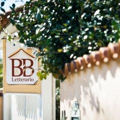 Отель Bed and Breakfast Letterario Италия, Фьюмичино - отзывы, цены и фото номеров - забронировать отель Bed and Breakfast Letterario онлайн помещение для мероприятий