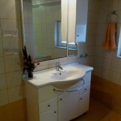 Отель Anastasia Apartment Греция, Закинф - отзывы, цены и фото номеров - забронировать отель Anastasia Apartment онлайн ванная фото 2