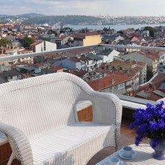 Bosfora Турция, Стамбул - отзывы, цены и фото номеров - забронировать отель Bosfora онлайн балкон