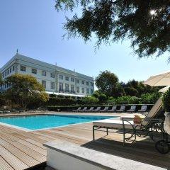 Отель Tivoli Palácio de Seteais бассейн