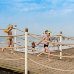Port Nature Luxury Resort Hotel & Spa Богазкент фитнесс-зал фото 2