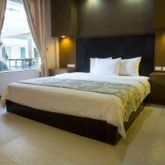 Отель Erus Hotel Boracay Филиппины, остров Боракай - отзывы, цены и фото номеров - забронировать отель Erus Hotel Boracay онлайн комната для гостей фото 3