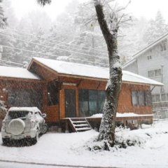 Отель Kamoshika cottage Hakuba Хакуба фото 2