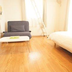 Отель Plus One Fujisaki Фукуока удобства в номере