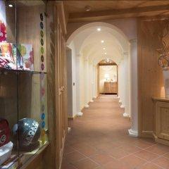 Sport Hotel Majarè Долина Валь-ди-Фасса интерьер отеля