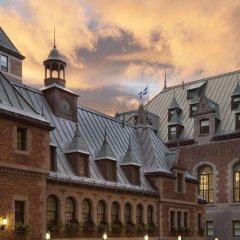 Отель Fairmont Le Chateau Frontenac Канада, Квебек - отзывы, цены и фото номеров - забронировать отель Fairmont Le Chateau Frontenac онлайн фото 5