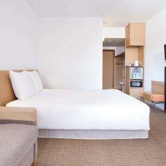 Отель Novotel Madrid Campo de las Naciones комната для гостей фото 3