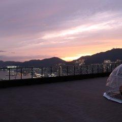 Hotel Nagasaki Нагасаки приотельная территория фото 2