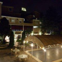 Отель Pisani Hotel Италия, Сан-Никола-ла-Страда - отзывы, цены и фото номеров - забронировать отель Pisani Hotel онлайн балкон