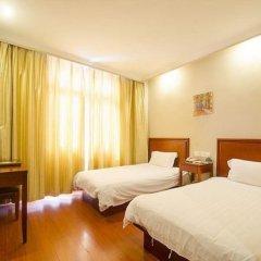 Отель GreenTree Inn Fujian Xiamen University Business Hotel Китай, Сямынь - отзывы, цены и фото номеров - забронировать отель GreenTree Inn Fujian Xiamen University Business Hotel онлайн комната для гостей фото 5