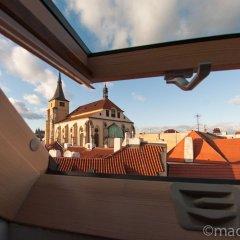 Dolce Vita Suites Hotel Прага балкон