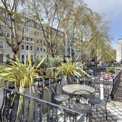 Отель Claverley Court Великобритания, Лондон - отзывы, цены и фото номеров - забронировать отель Claverley Court онлайн балкон