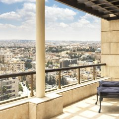 Sheraton Amman Al Nabil Hotel балкон