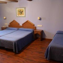 Hotel El Guerra комната для гостей