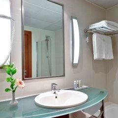 Mercure Lisboa Hotel ванная