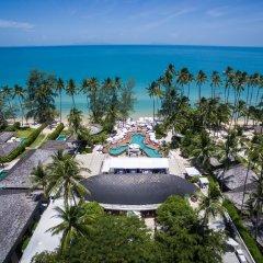Отель Nikki Beach Resort Таиланд, Самуи - 3 отзыва об отеле, цены и фото номеров - забронировать отель Nikki Beach Resort онлайн пляж