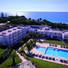 Отель Vila Gale Praia Португалия, Албуфейра - отзывы, цены и фото номеров - забронировать отель Vila Gale Praia онлайн пляж