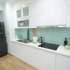 Апартаменты Bayhomes Times City Serviced Apartment в номере