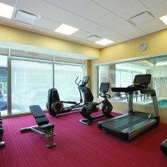 Отель Hyatt Place Chicago-South/University Medical Center фитнесс-зал