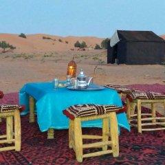 Отель Bivouac Erg Znaigui Марокко, Мерзуга - отзывы, цены и фото номеров - забронировать отель Bivouac Erg Znaigui онлайн питание фото 2