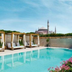 Отель Sura Hagia Sophia бассейн фото 3