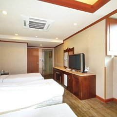 Отель Seoul Leisure Tourist Сеул комната для гостей фото 2
