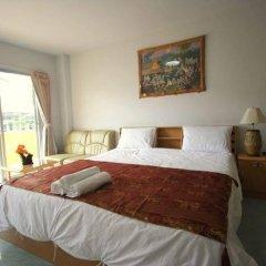 Отель Malee Beach Guest House Паттайя комната для гостей