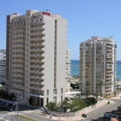 Отель SantaMarta пляж