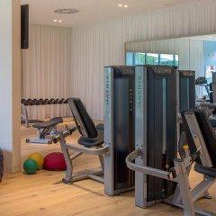 Evolutee Hotel фитнесс-зал фото 2