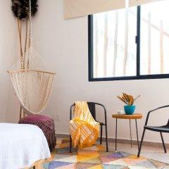 Отель Dewl Studios & Residences - The Kahlo Мексика, Плая-дель-Кармен - отзывы, цены и фото номеров - забронировать отель Dewl Studios & Residences - The Kahlo онлайн детские мероприятия фото 2