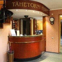 Tahetorni Hotel интерьер отеля