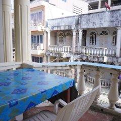 Отель Sonya Residence балкон