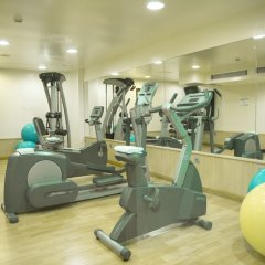 Hotel Guadalmina Spa & Golf Resort фитнесс-зал