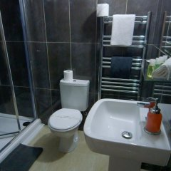 The Stranded Hotel ванная