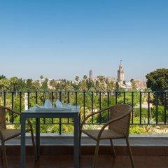 Отель Alcazar Испания, Севилья - отзывы, цены и фото номеров - забронировать отель Alcazar онлайн балкон