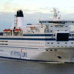 Отель Princess Maria Cruise Ship Сочи приотельная территория фото 2